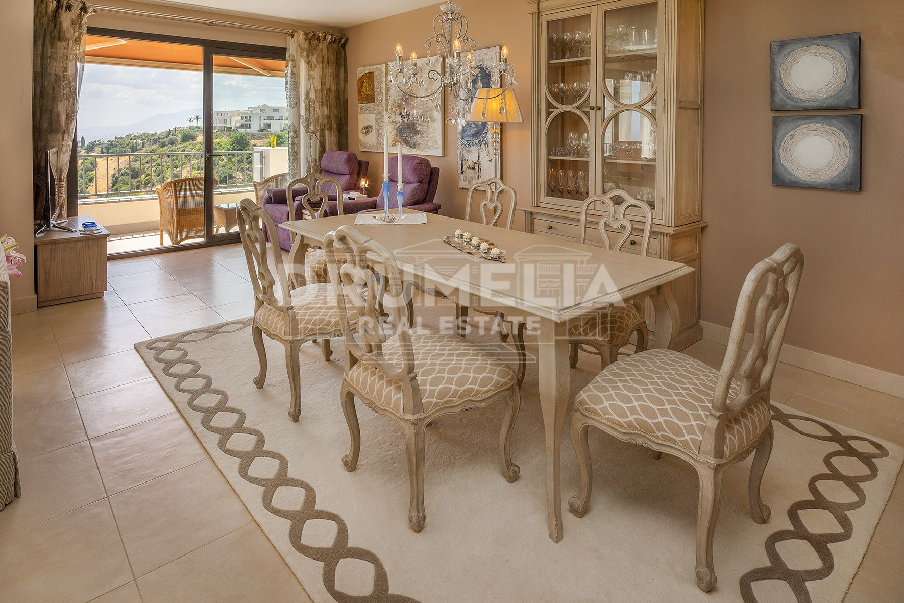 Marbella East, Duplex Penthouse with Stunning Views, Los Altos de los Monteros, Marbella East