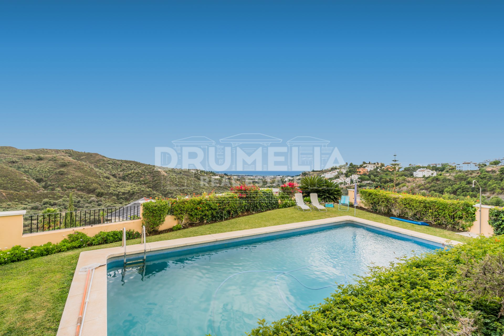 Benahavis, Beautiful Luxury Mediterranean Villa in Las Lomas de la Quinta, La Quinta Golf Resort, Benahavis.