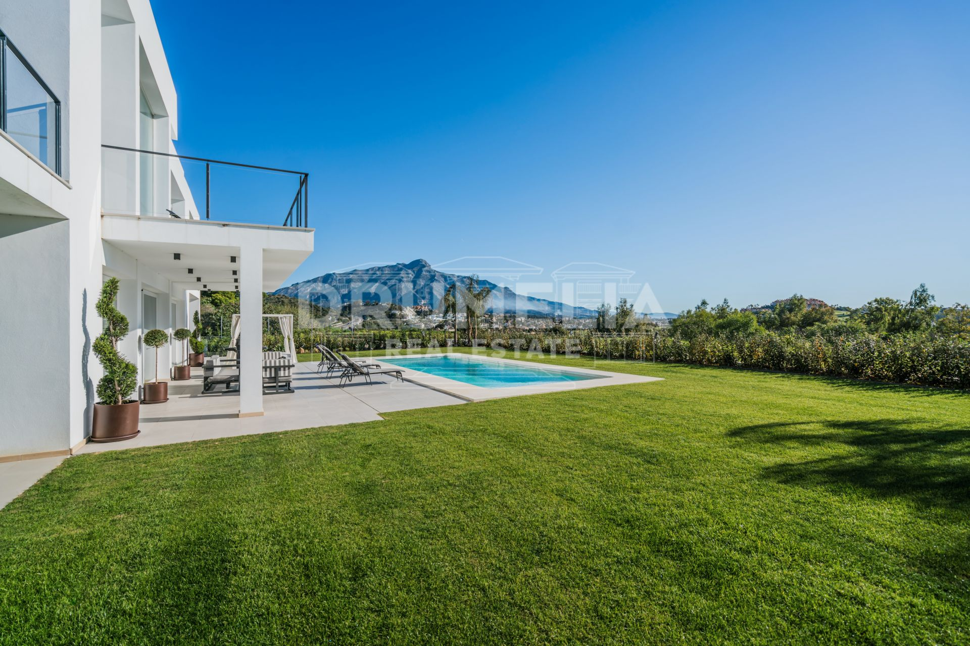 Benahavis, Spectacular Contemporary Style Luxury Villa, La Quinta, Benahavis