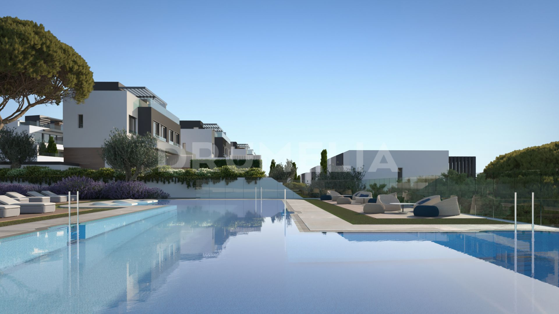Semi Detached Villa in Atalaya Golf, Estepona