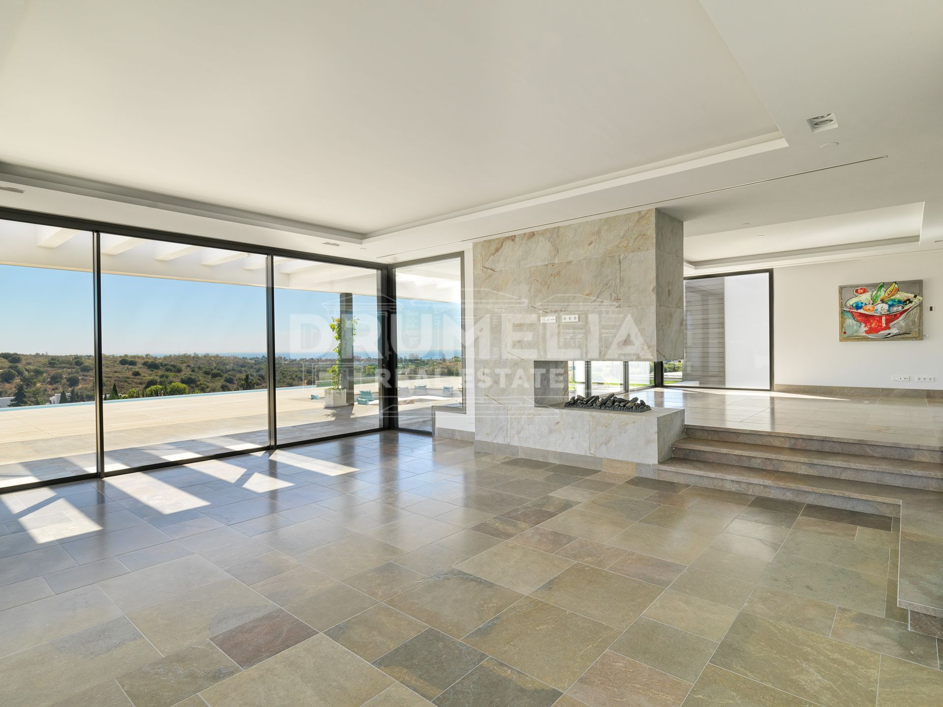 Benahavis, Imposing Brand-New Contemporary Style Luxury Villa, Los Flamingos, Benahavis.