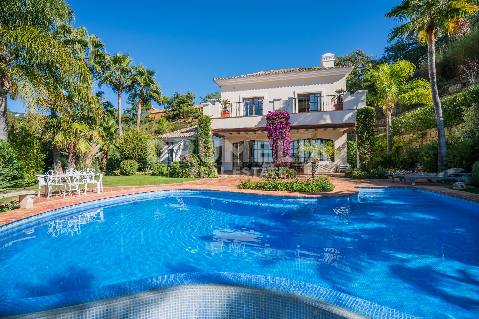 Benahavis, Magnificent Classic Mediterranean Luxury Villa, La Zagaleta Golf & Country Club, Benahavis.