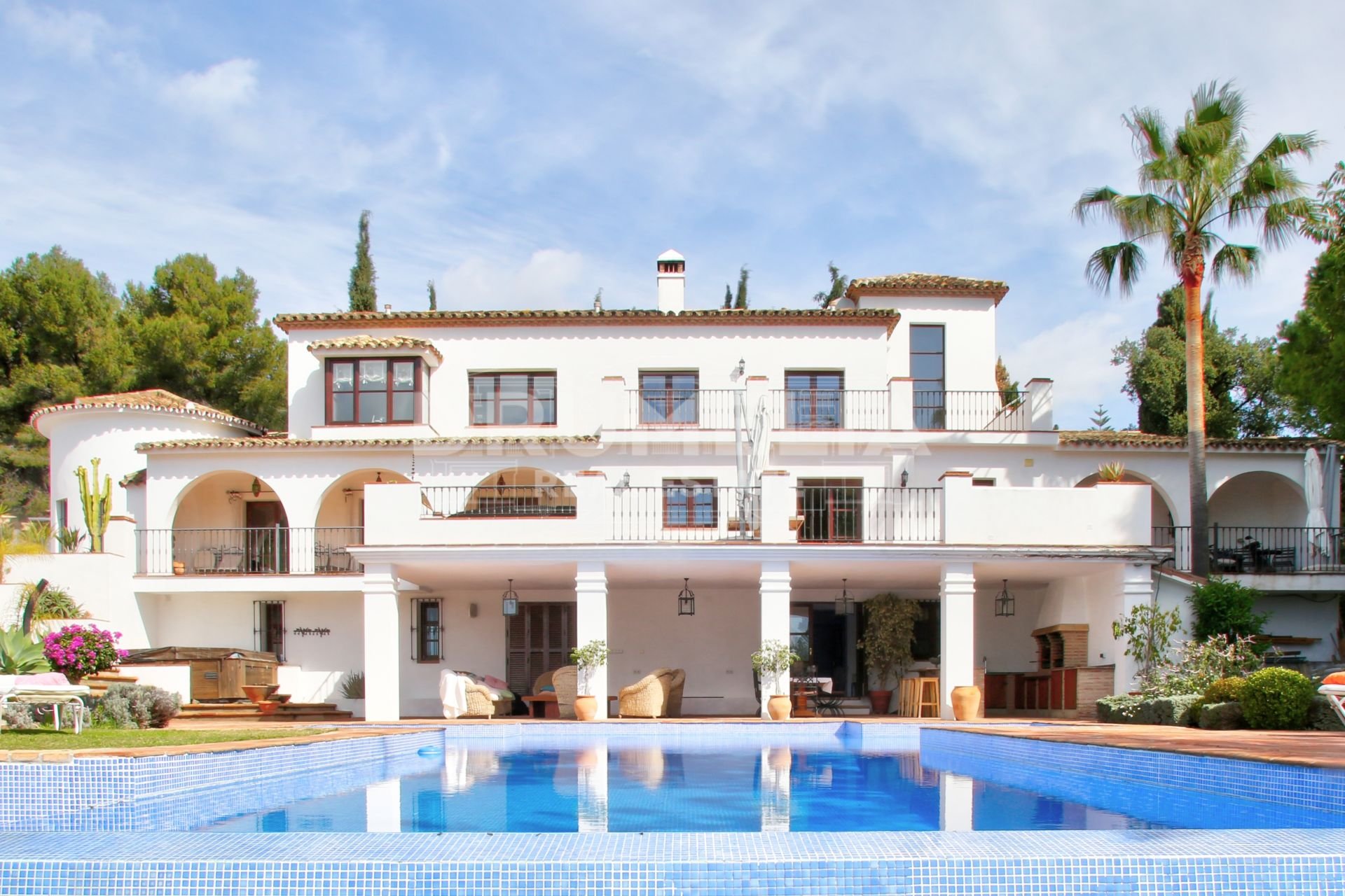 Marbella Golden Mile, Elegant Luxury Mediterranean Villa, La Carolina, Marbella Golden Mile (Marbella)