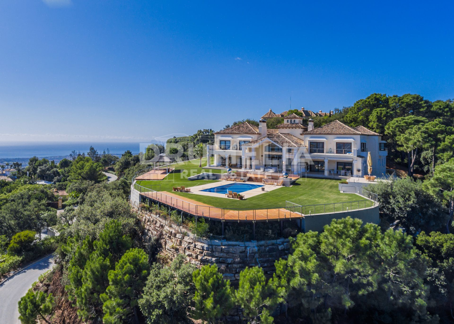 Benahavis, Absolutely Stunning Modern Classic Luxury Estate, La Zagaleta Golf & Country Club, Benahavis
