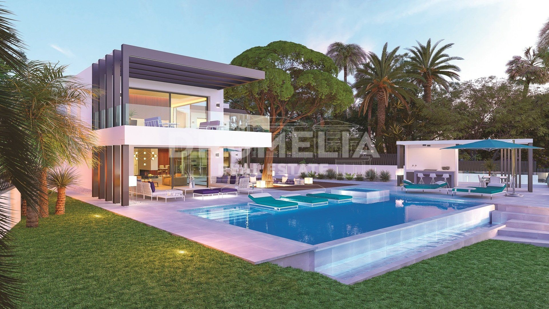 Marbella East, New, One-of-a Kind Spectacular Modern Luxury Villa, Marbesa, Marbella East (Marbella)