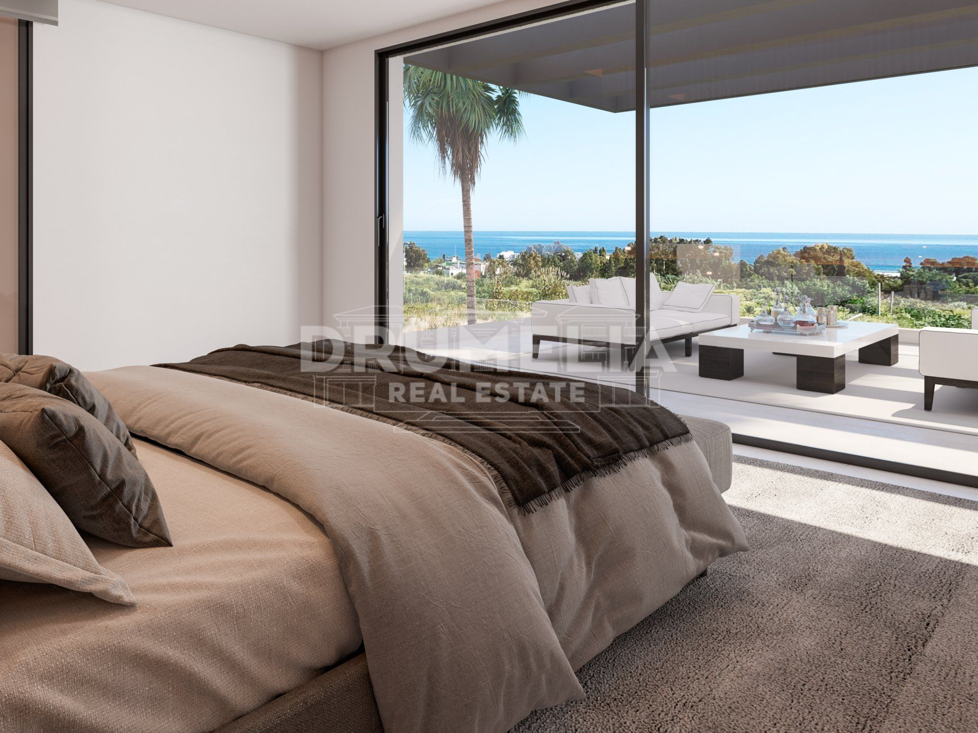 Marbella East, New, One-of-a Kind Spectacular Modern Luxury Villa, Marbesa, Marbella East