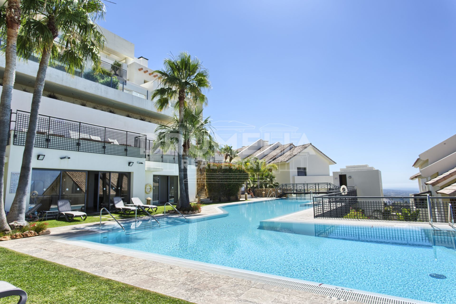 Marbella East, Stylish Modern Duplex Penthouse, Los Monteros Hill Club, Marbella East