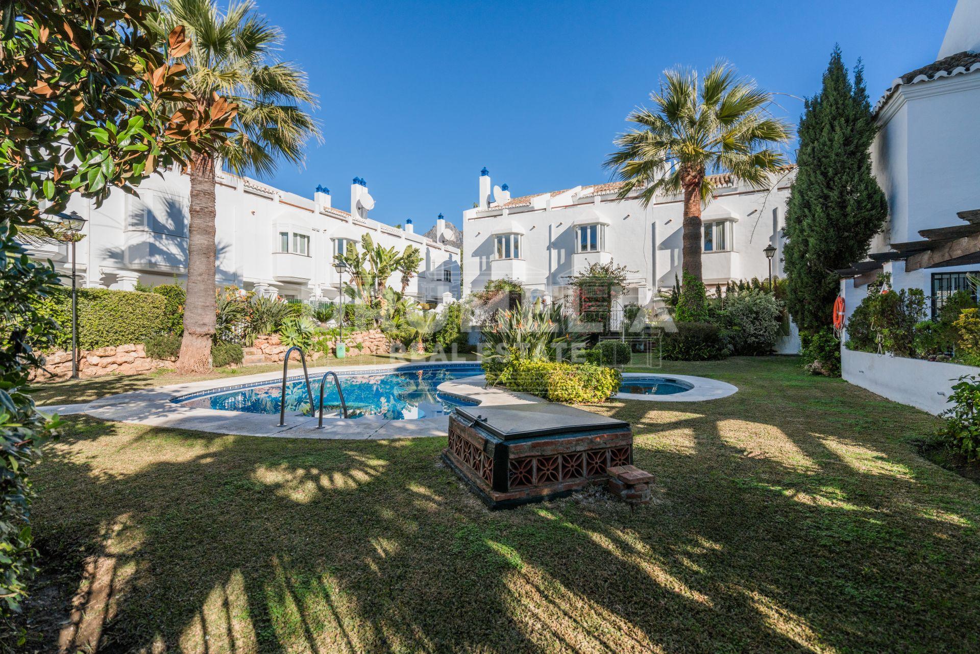 Casa en arco iris marbella golden mile - Hostal casa arco iris ...