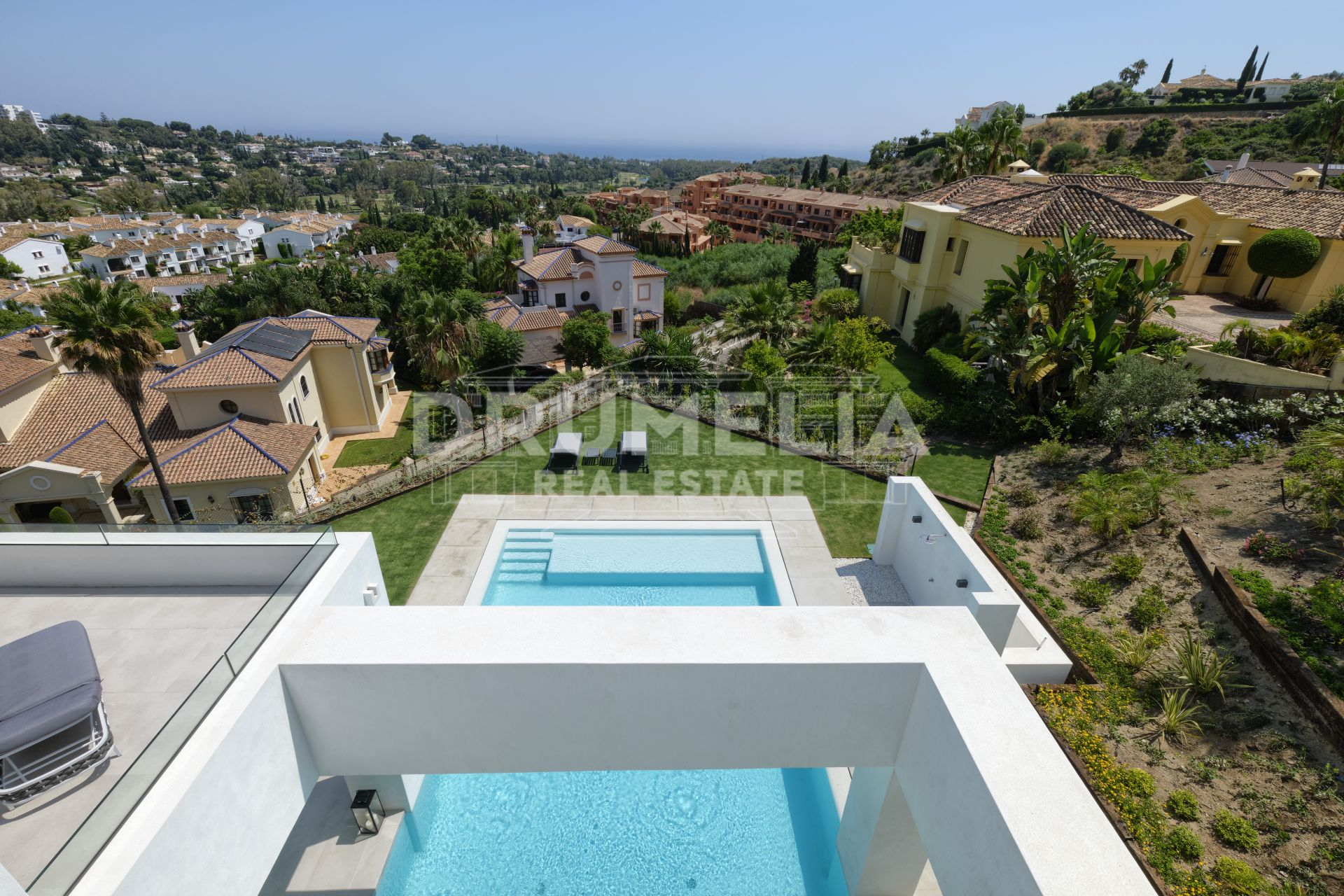 Benahavis, Superb Contemporary High-End Villa, El Paraiso Alto, Benahavis