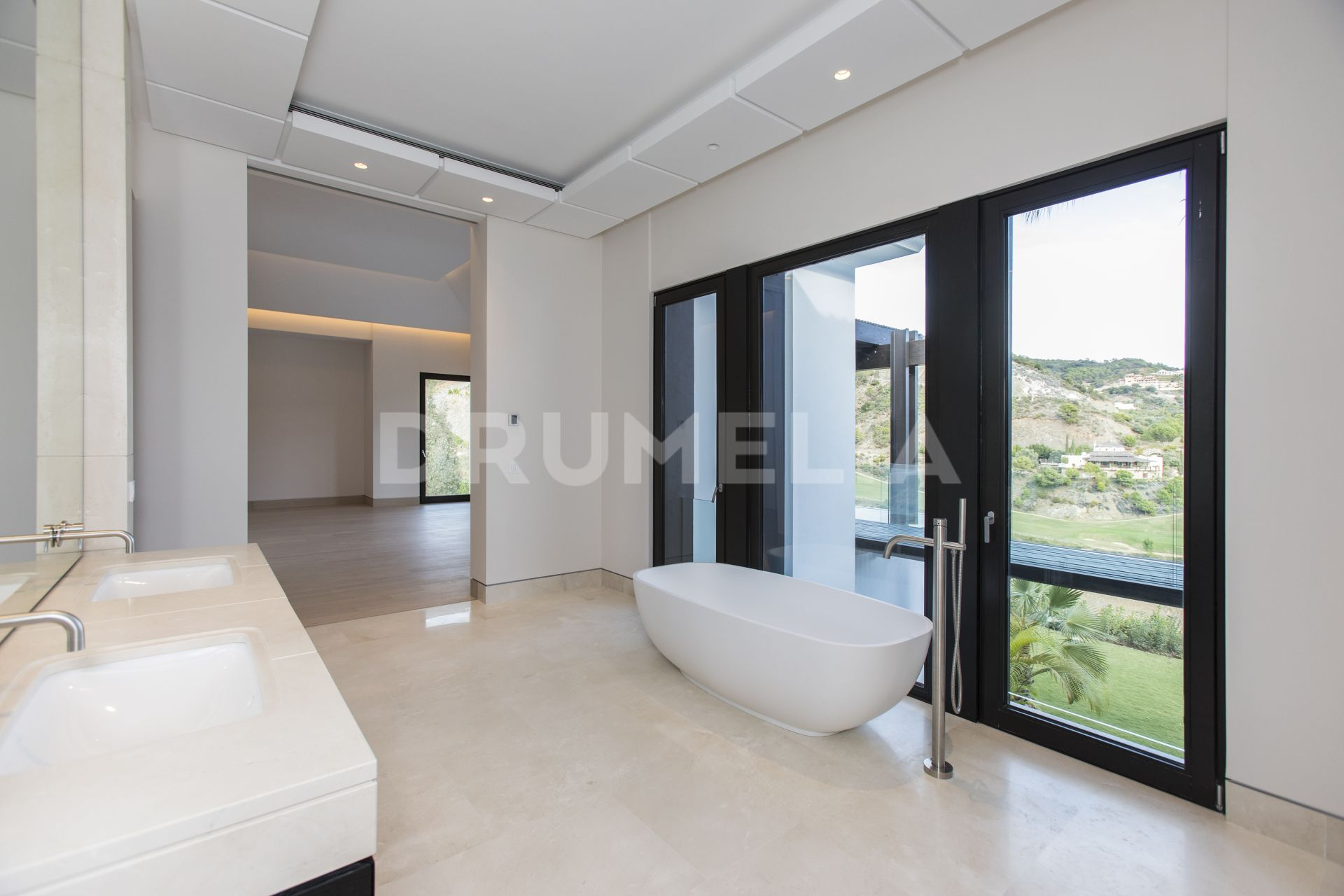 Benahavis, Impressive New Luxury Villa, La Zagaleta Golf and Country Club, Benahavis