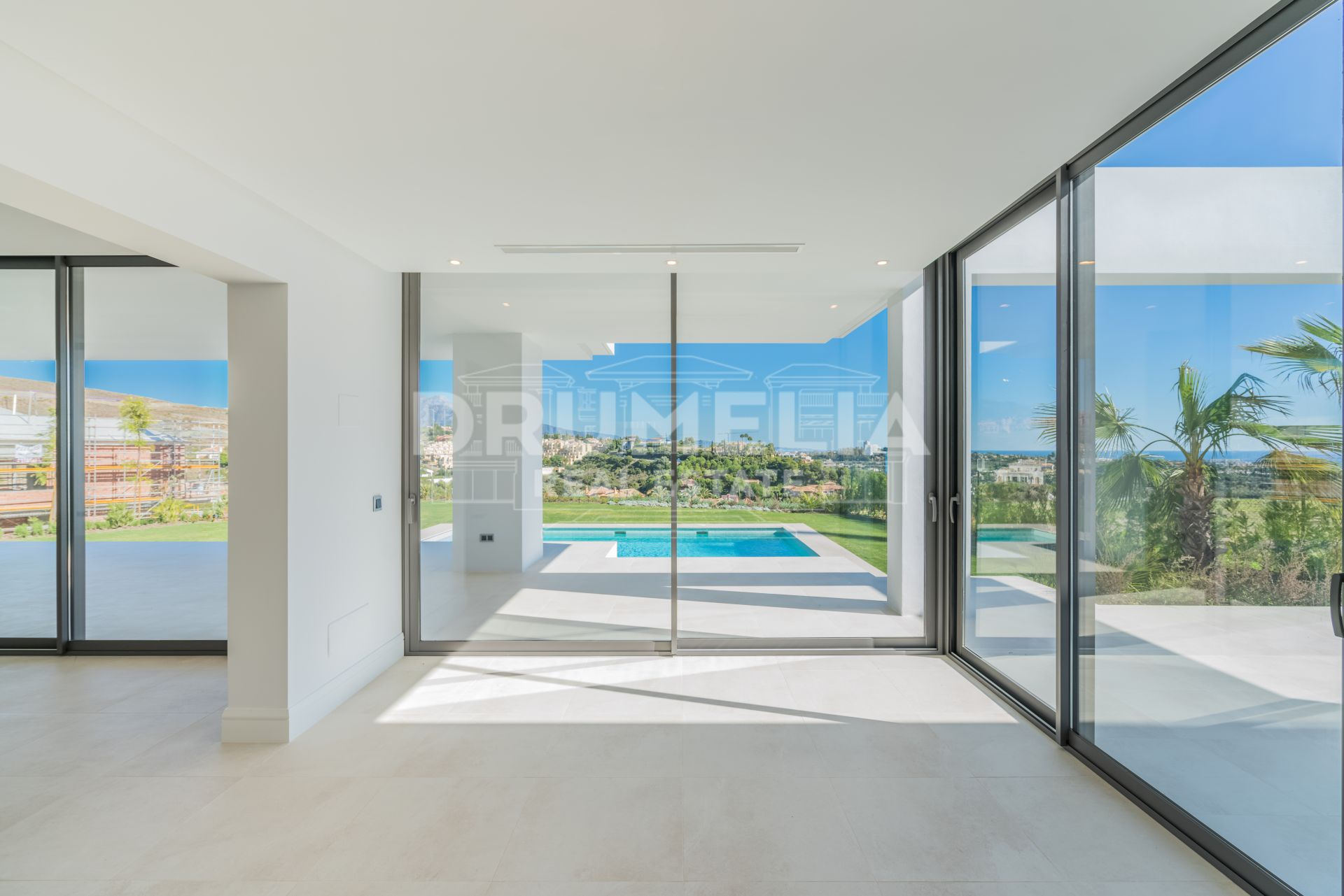 Benahavis, Impressive Brand New Contemporary Villa, Los Flamingos Resort, Benahavis