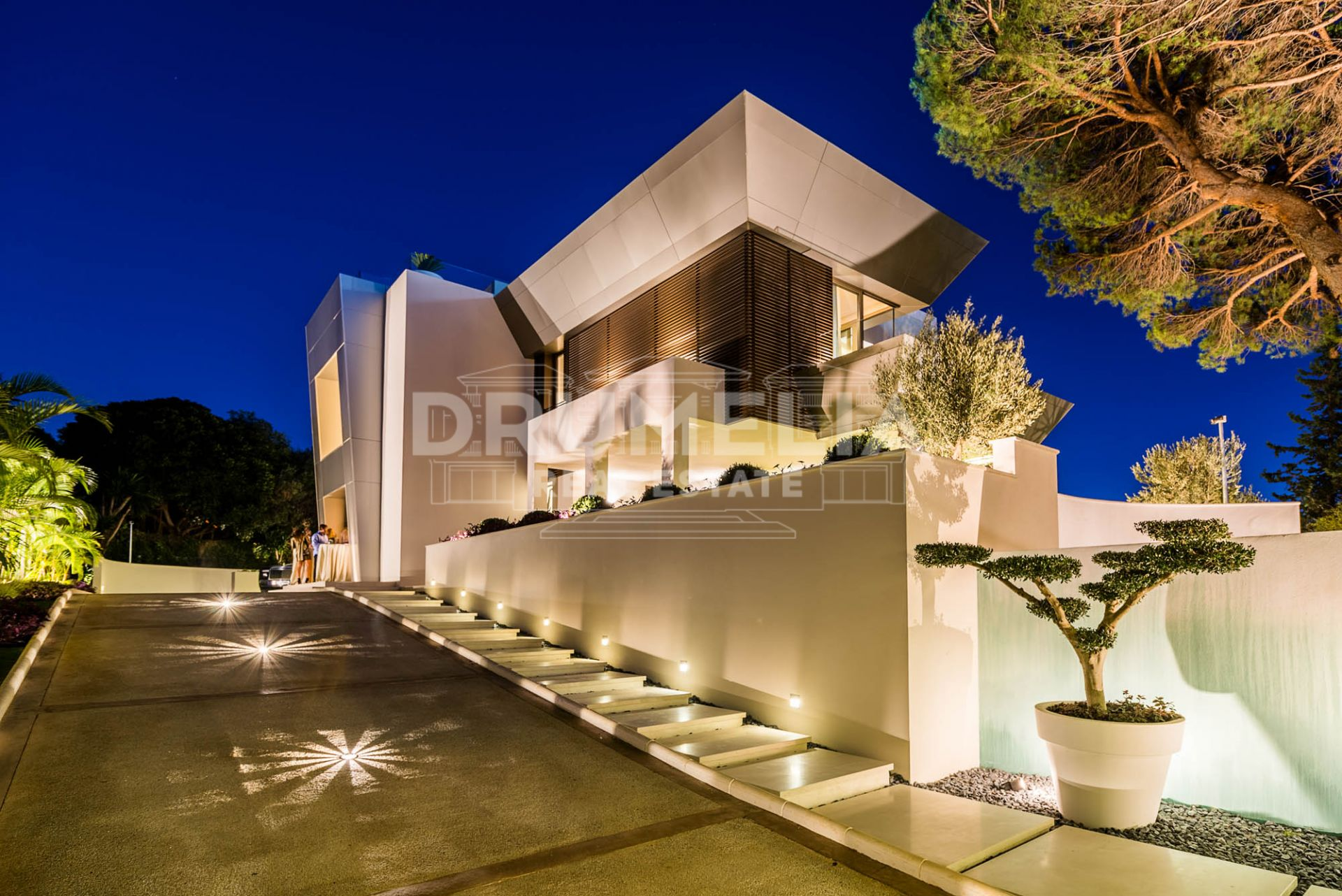 Villa in Nagüeles, Marbella Golden Mile