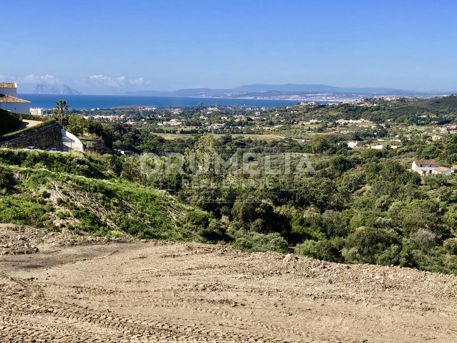 Estepona, Excellent Plot in La Panera, New Golden Mile
