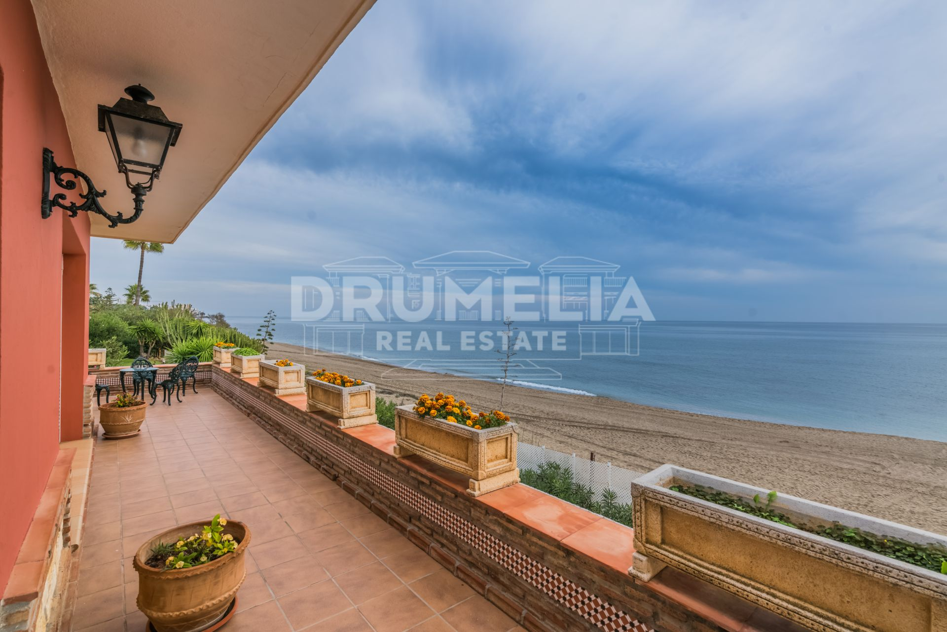 Marbella East, Exceptional Beachfront Andalusian-Moorish Style Luxury Villa, Puerto de Cabopino, Marbella East