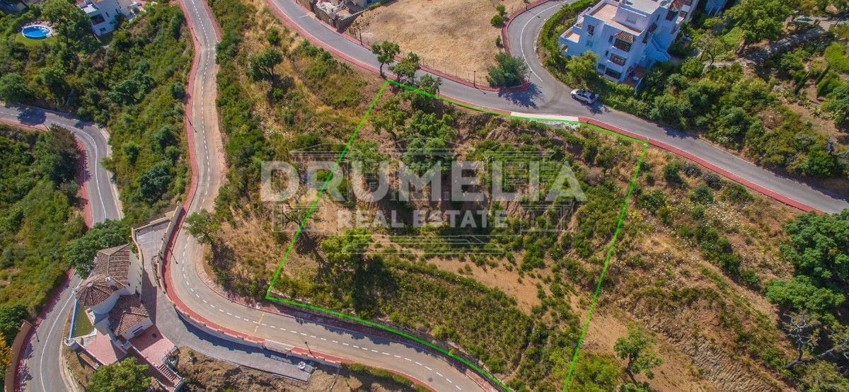Marbella East, Excellent Plot in La Mairena, Marbella East, Marbella