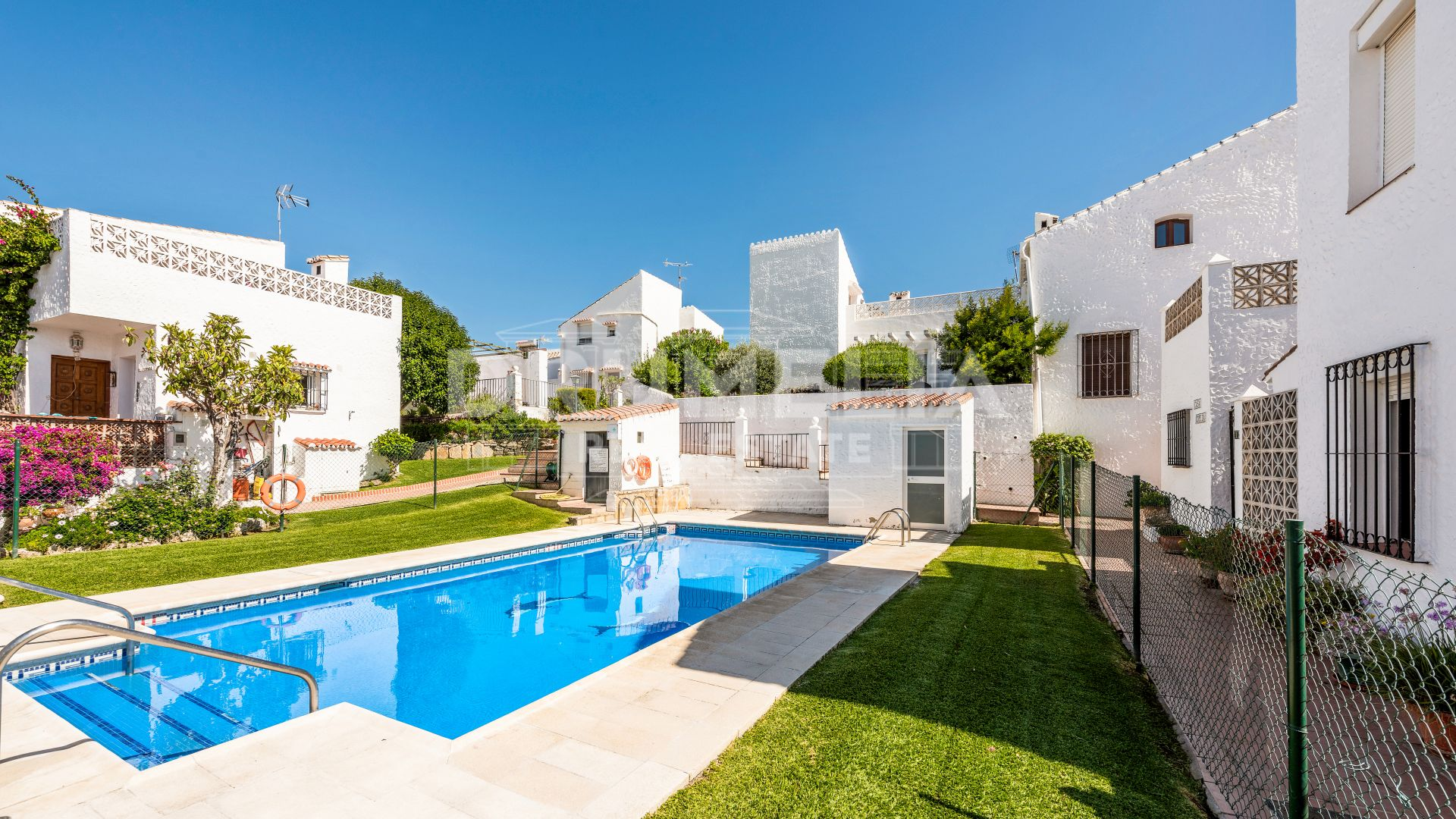 Estepona, Superb Town House, Puerto Romano, New Golden Mile, Estepona