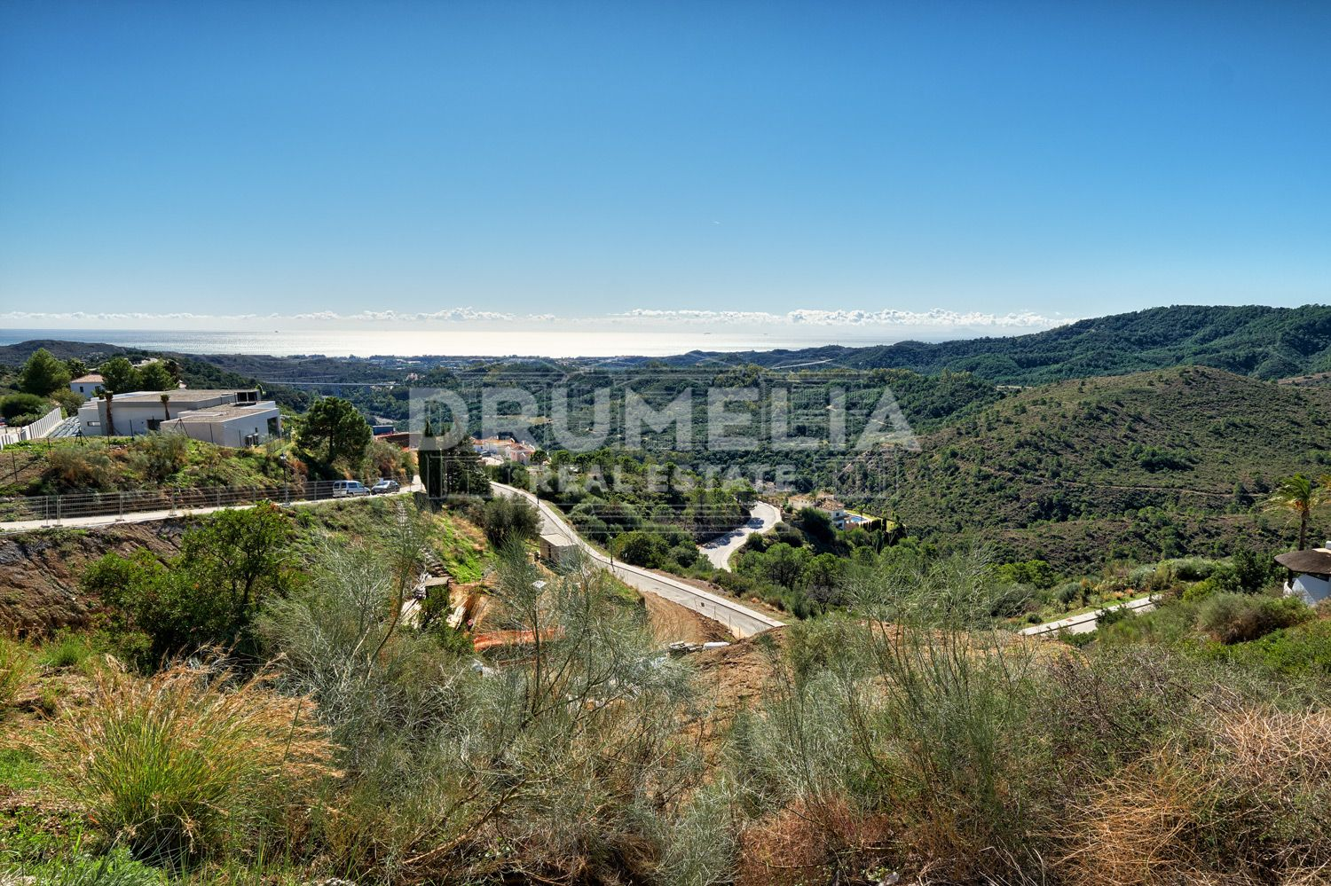 Plot in Monte Mayor, Benahavis