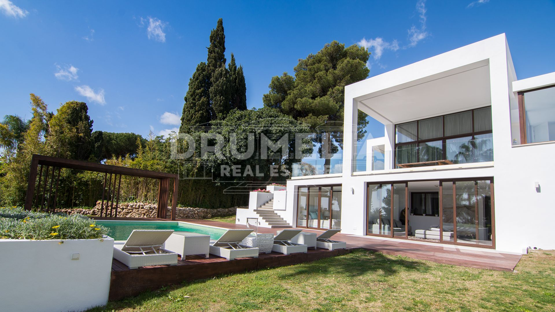 Marbella Golden Mile, Impressive Contemporary Style Luxury Villa, Rio Verde, Marbella Golden Mile (Marbella)
