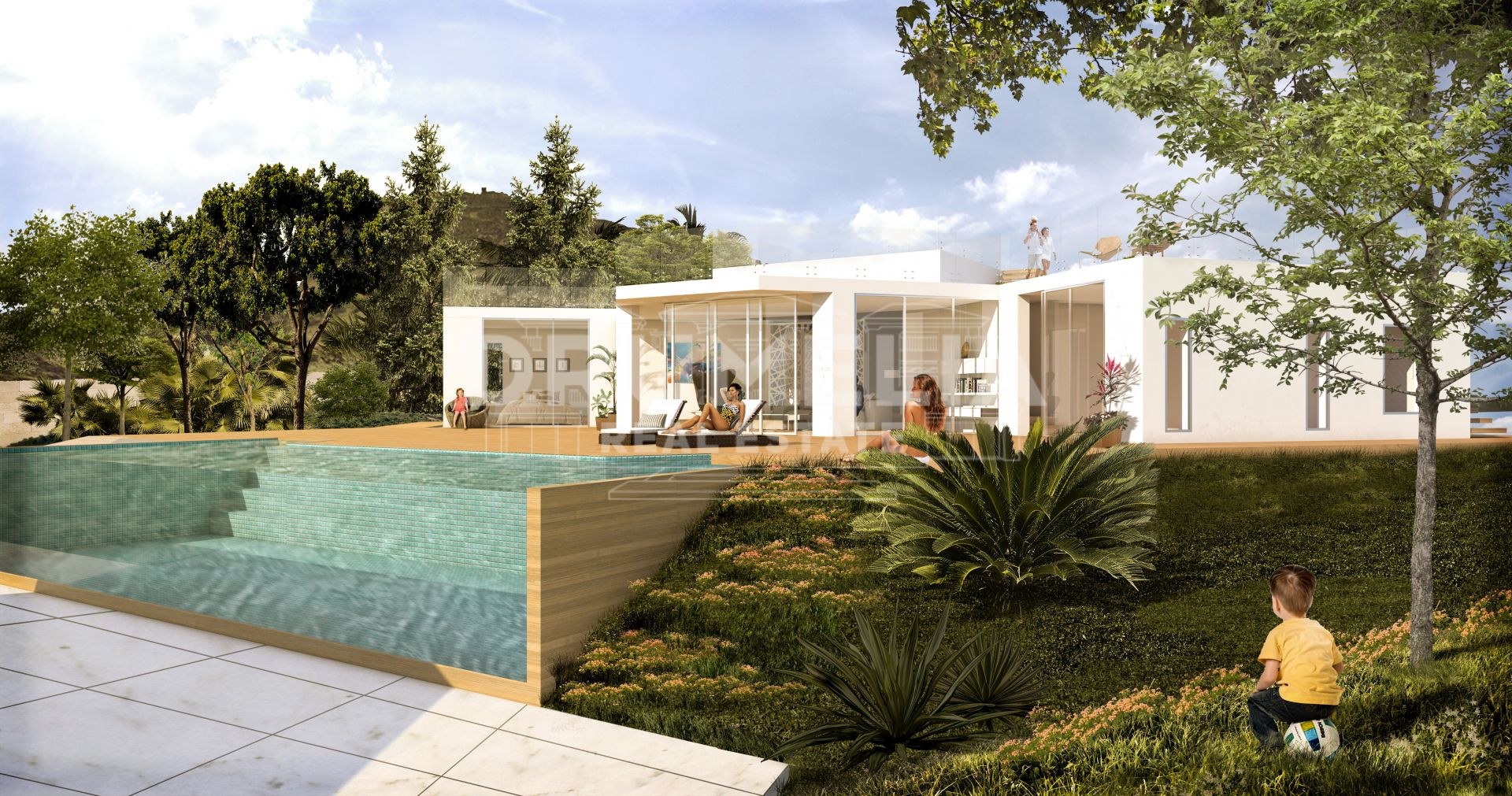 Marbella Golden Mile,  Attractive Villa with Amazing Potential, Rio Verde, Marbella Golden Mile (Marbella)