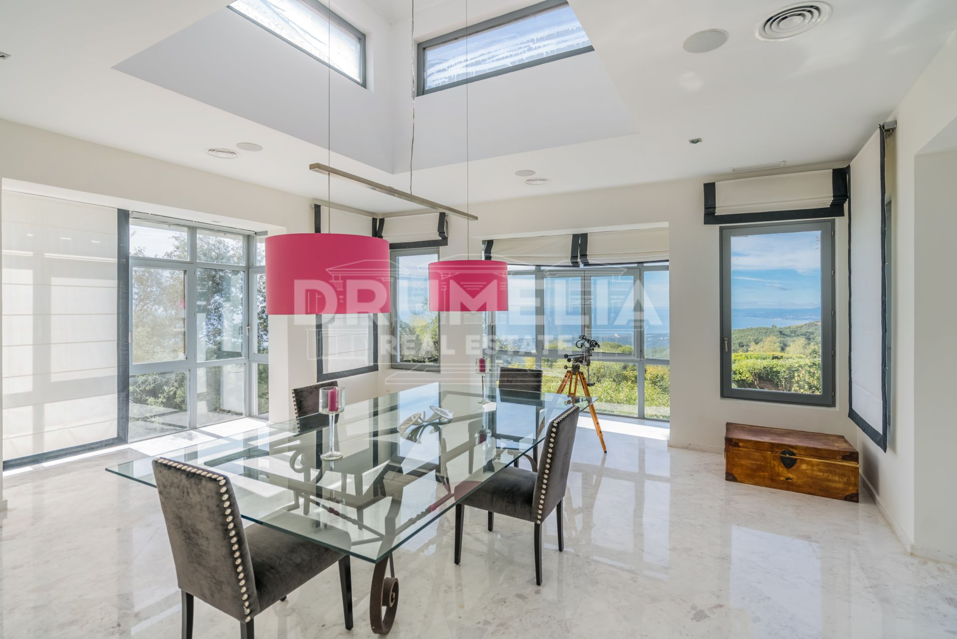 Marbella East, Fascinating Modern Luxury Villa, Altos de Elviria, Marbella East