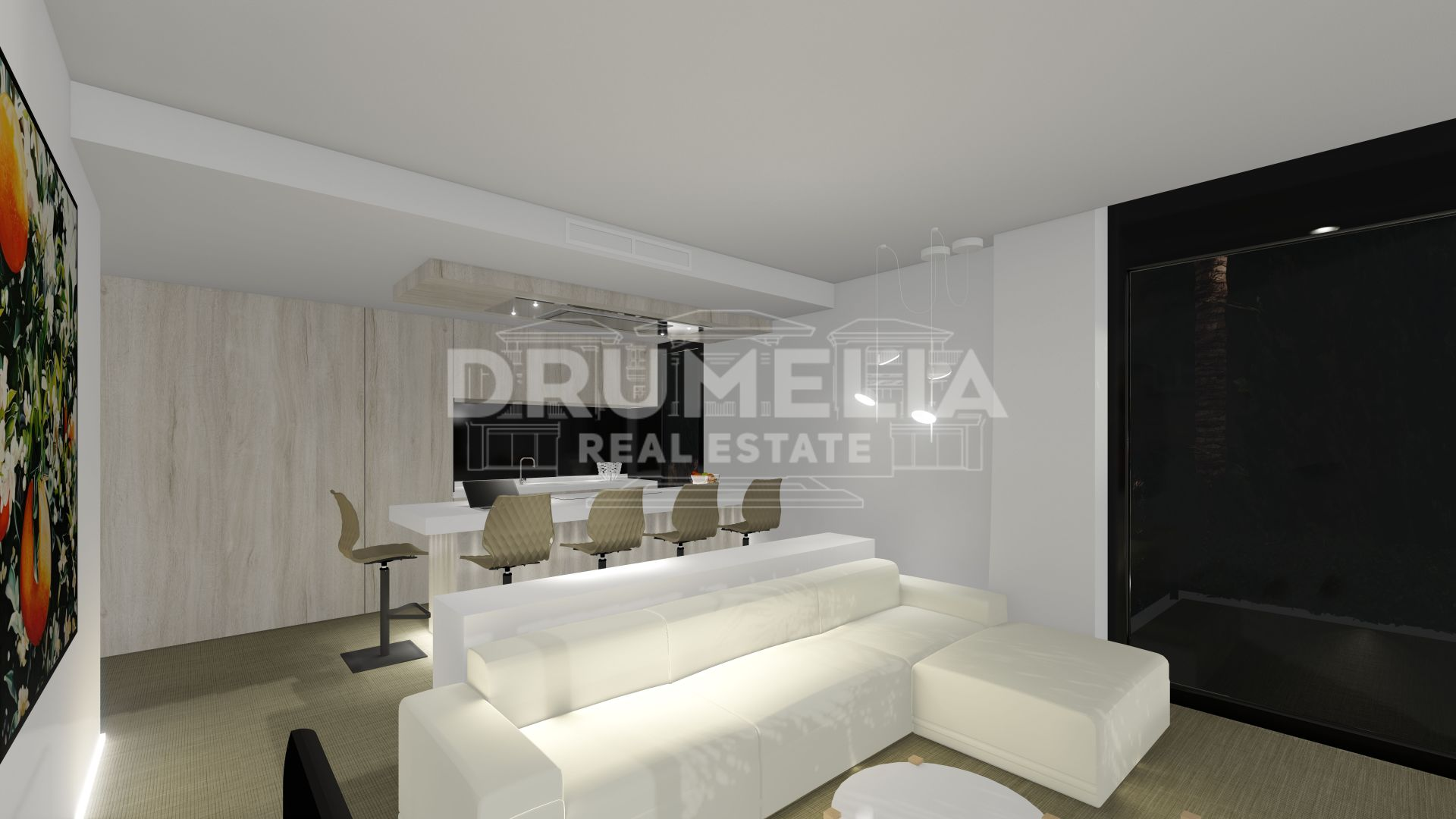 Marbella East, New Superb Modern Luxury Apartment, Carib Playa, Marbella East