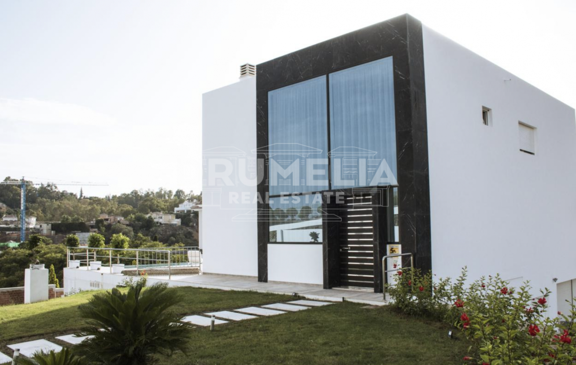 Benahavis, Magnificent Modern Luxury Villa in La Quinta, Benahavís