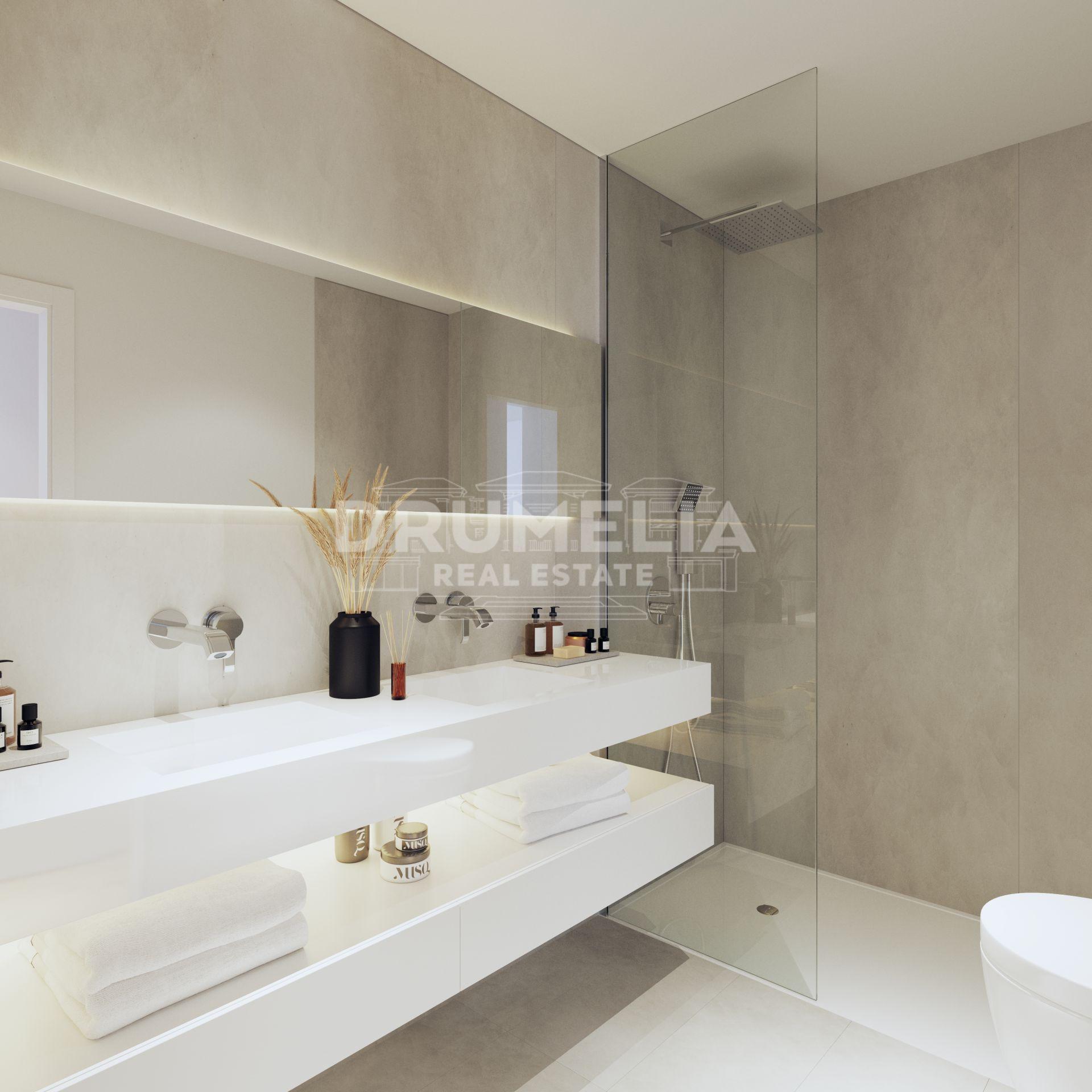 New Development Apartments For Sale In Cancelada, Estepona