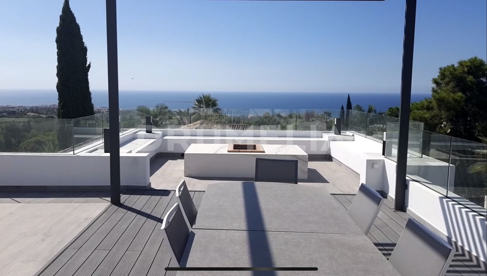 Marbella Golden Mile, Brand New Modern Villa in Cascada de Camojan - Golden Mille