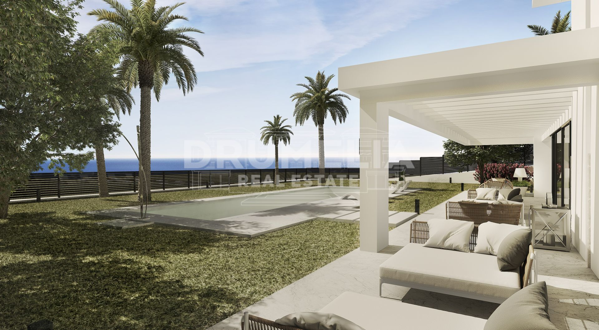 Benahavis, Brand-New Spectacular Contemporary Luxury Villa, Los Flamingos Resort, Benahavis