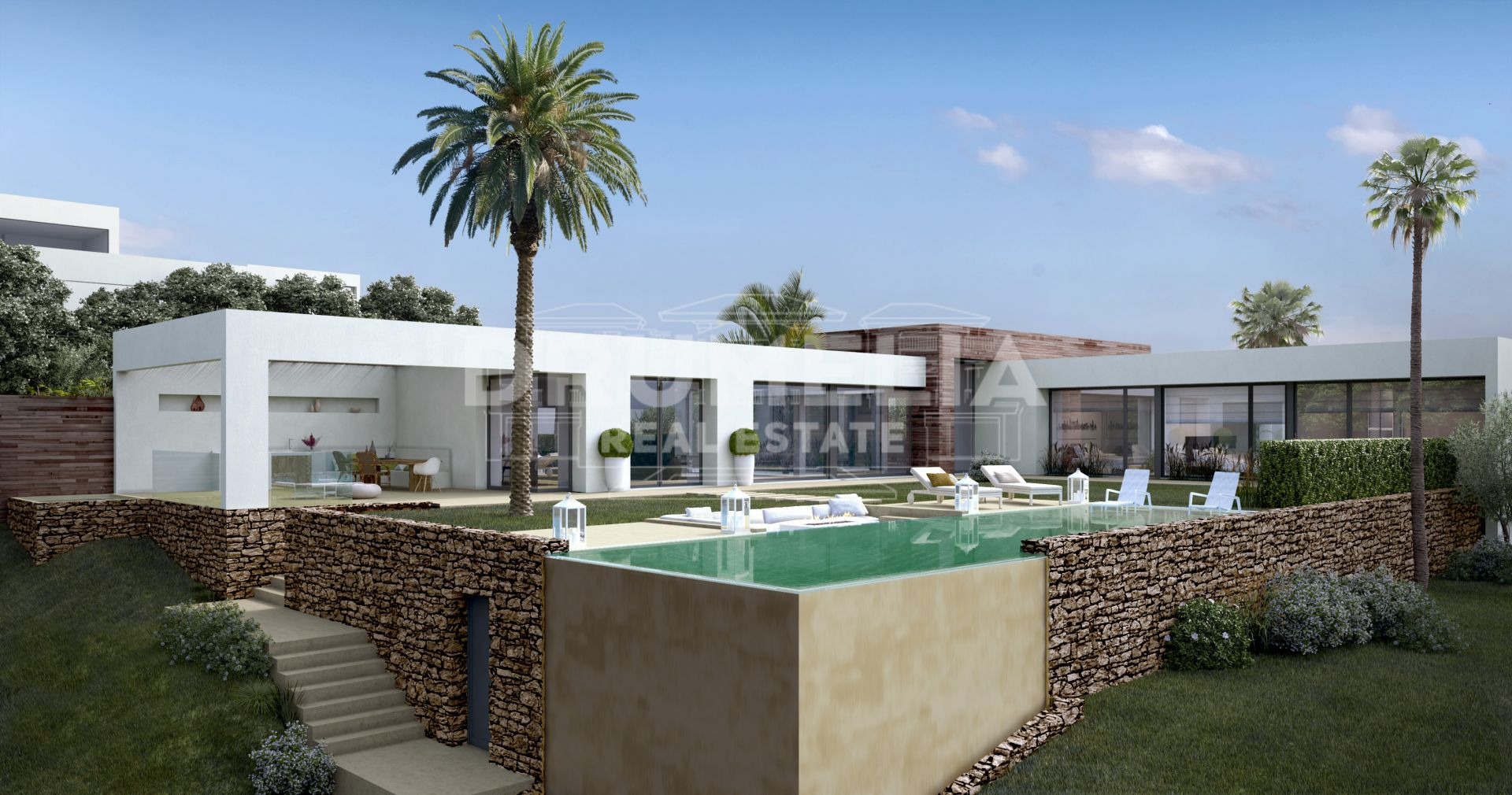 Villa  for sale in  Los Altos de los Monteros - Marbella East Villa