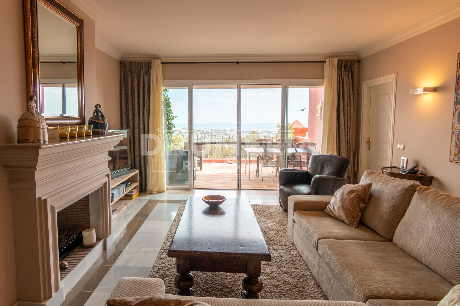 Benahavis, Wonderful Duplex Penthouse, Monte Halcones, Benahavis