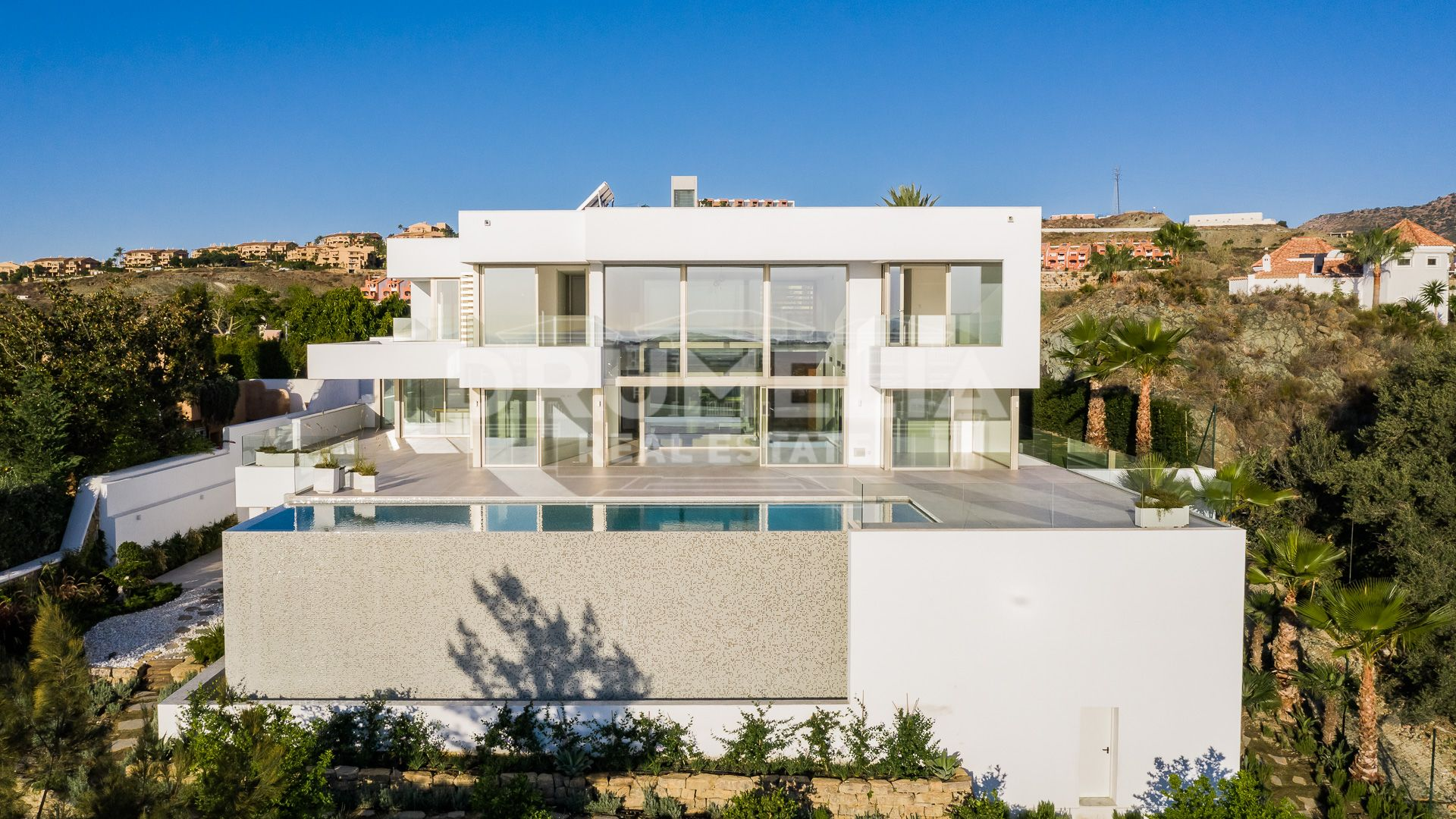 Benahavis, Villa With Panoramic Sea Views, La Alqueria