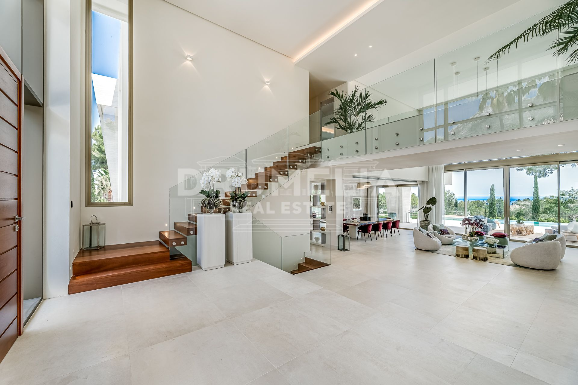 Marbella Golden Mile, Brand-New Stunning Luxury Villa, Sierra Blanca, Marbella Golden Mile