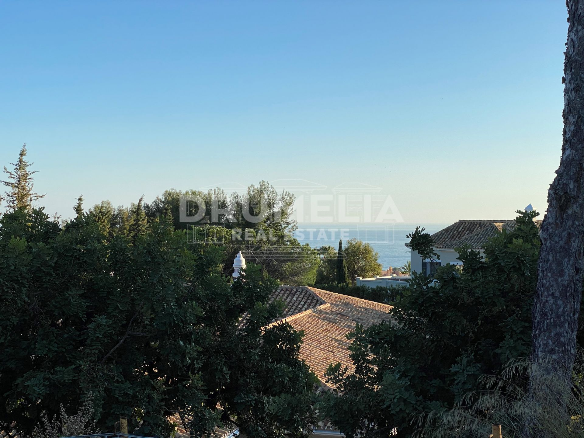 Marbella Golden Mile, Excellent Plot with Sea Views, Sierra Blanca, Marbella Golden Mile (Marbella)