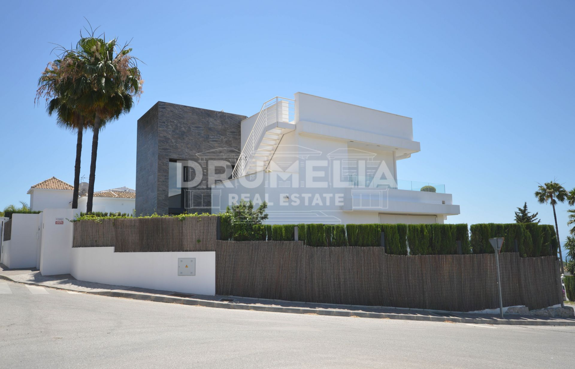 Marbella Golden Mile, Exceptional Modern Luxury Villa in Rocio de Nagüeles, Marbella Golden Mile (Marbella).