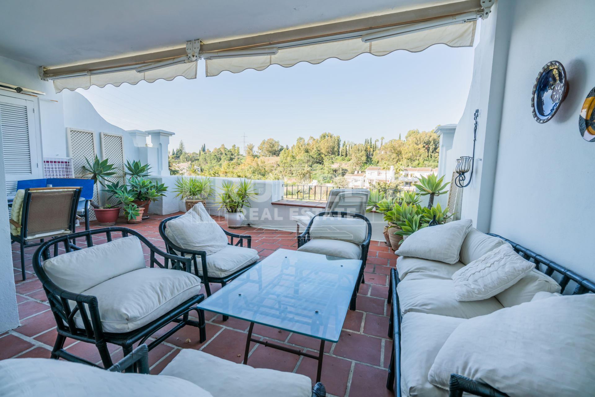 Benahavis, Marvellous Frontline Golf Apartment, La Quinta Golf, Benahavis