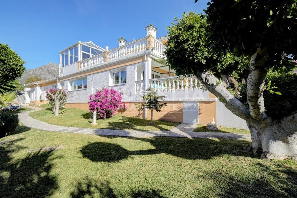 Marbella Golden Mile, Exceptional Luxurious Villa, La Carolina, Marbella Golden Mile (Marbella)
