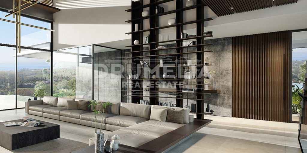 Benahavis, Brand-new Superb Modern Luxury Villa La Alqueria, Benahavis