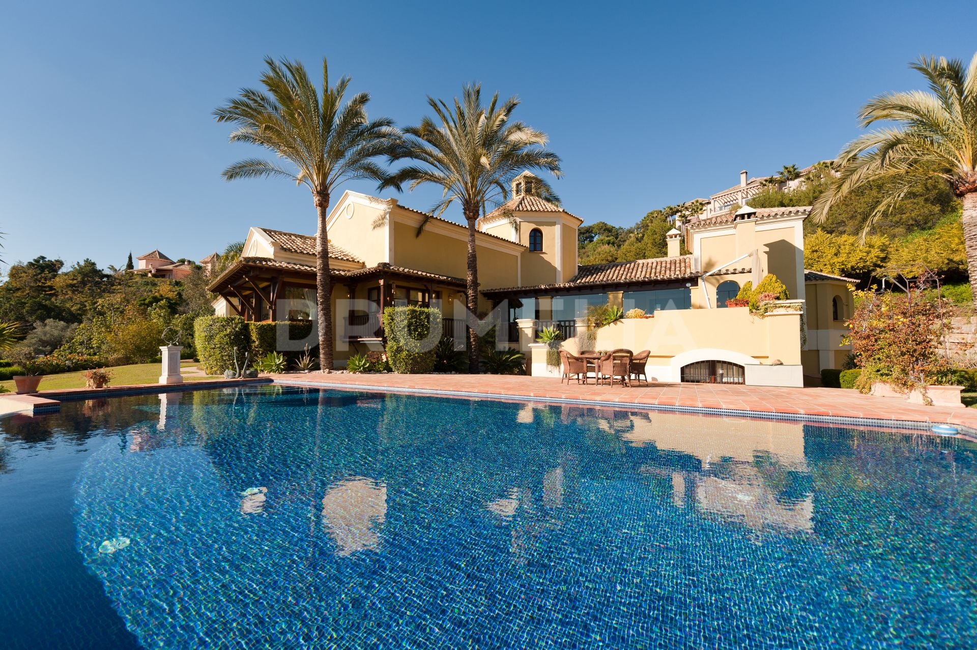 Benahavis, Classic Spanish Luxury Villa with Captivating Charm in Zagaleta