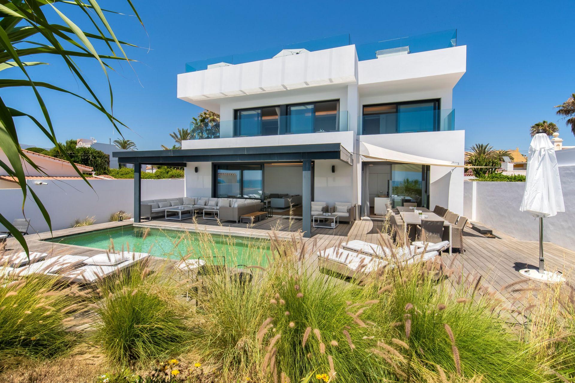 Villa for sale in Costabella, Marbella East, Marbella