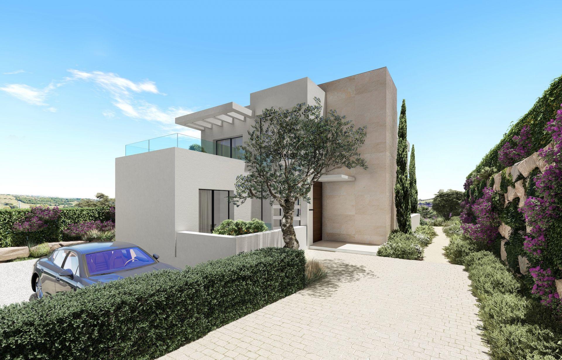 Villa  in Estepona Golf, Estepona