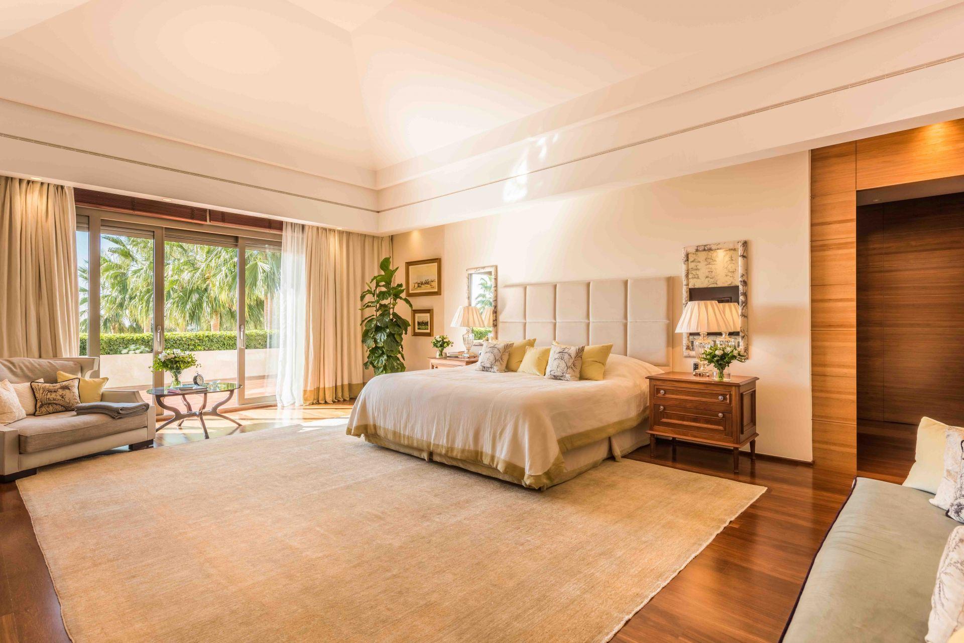 Villa  in La Quinta de Sierra Blanca, Marbella Golden Mile, Marbella
