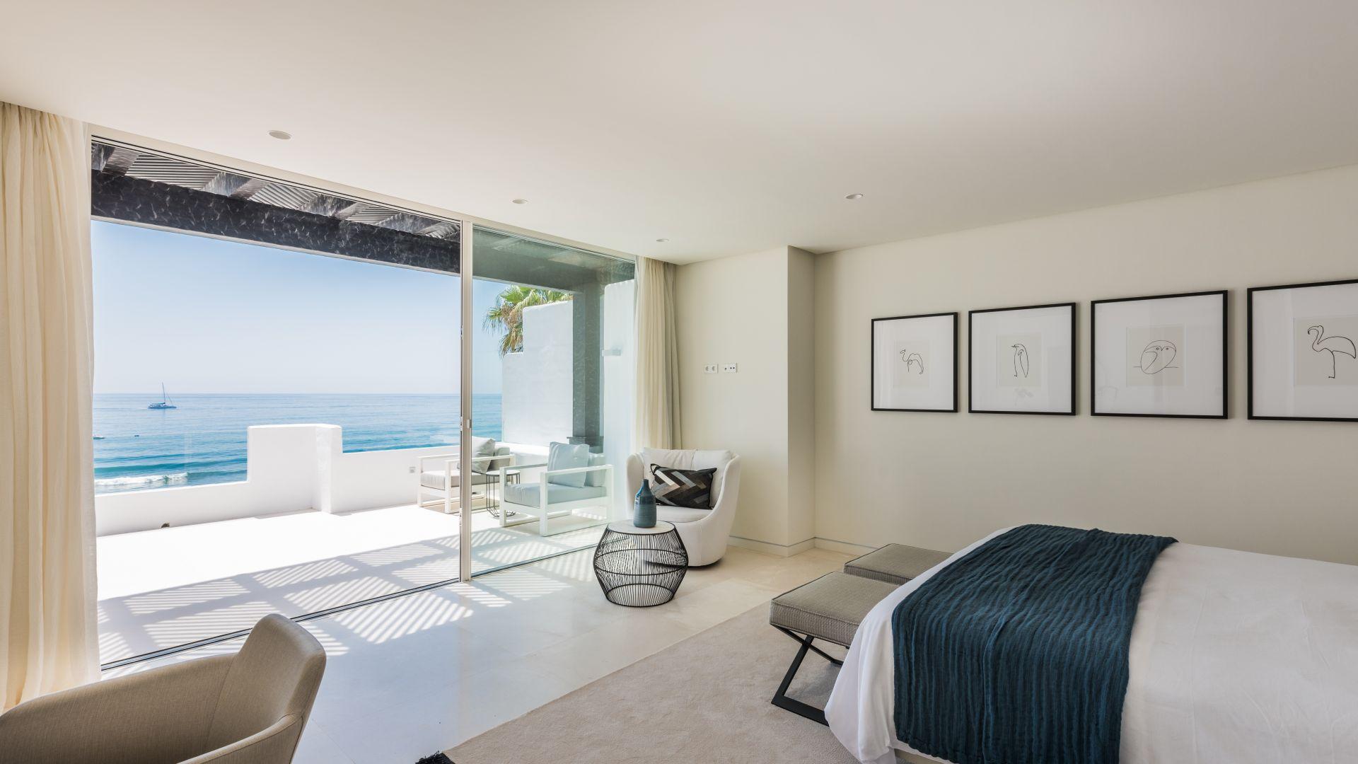 Penthouse  in Marina de Puente Romano, Marbella Golden Mile, Marbella