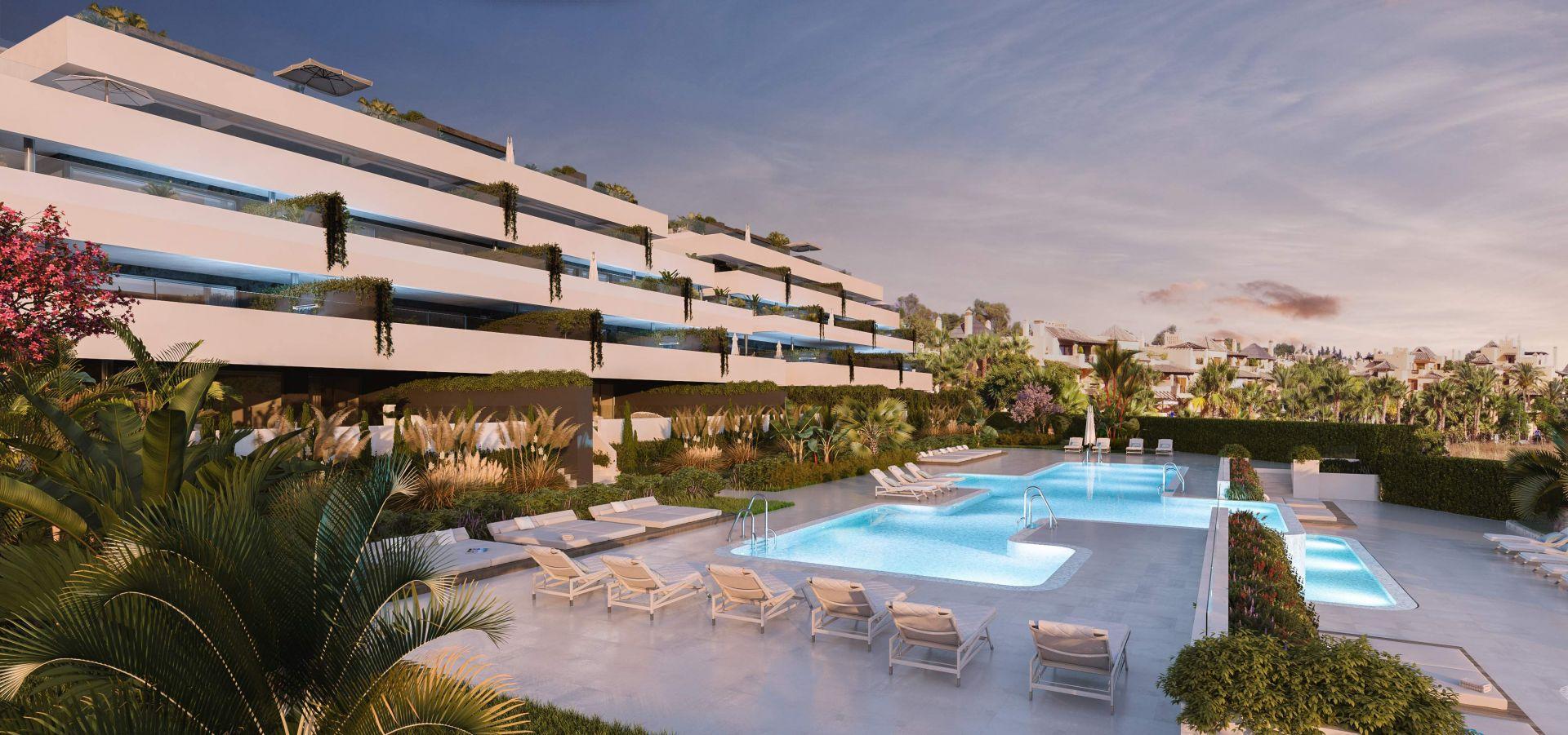 Penthouse  in El Campanario Hills, Estepona
