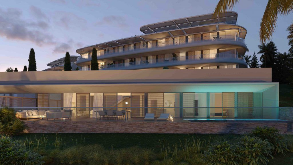 Ground Floor Apartment  in Arena Beach, Estepona