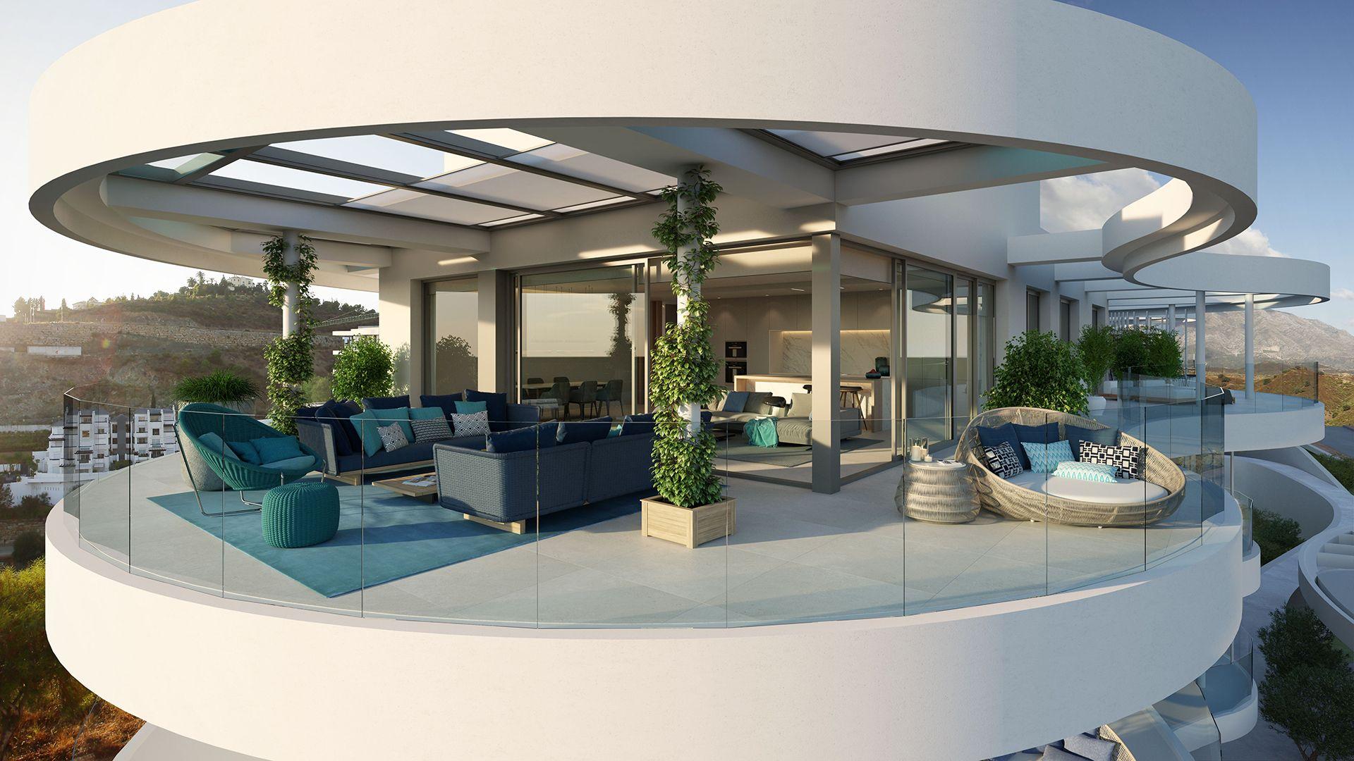 Ground Floor Apartment  in Benahavis