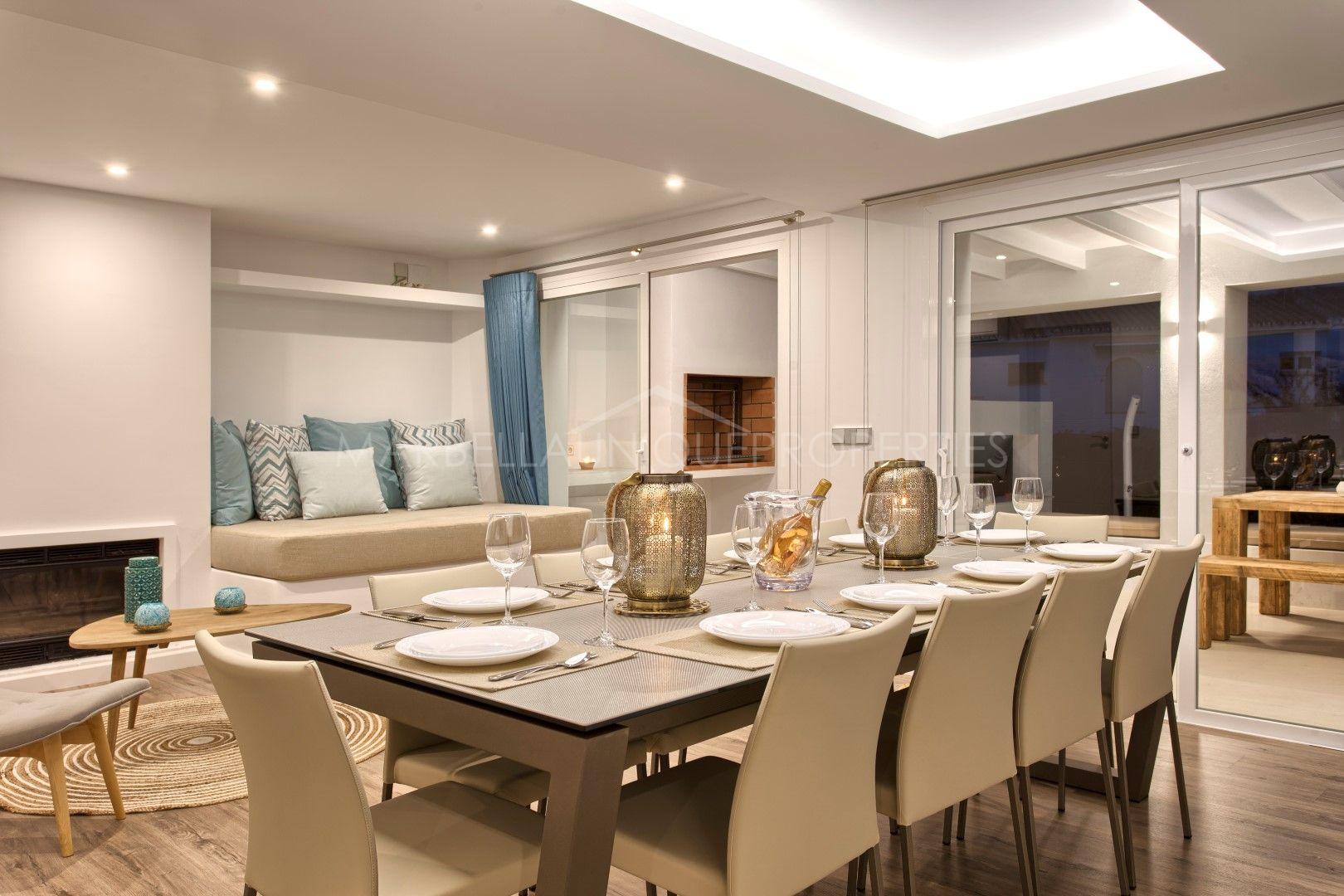 Villa a estrenar de 5 dormitorios en nueva andalucia - La sala nueva andalucia ...