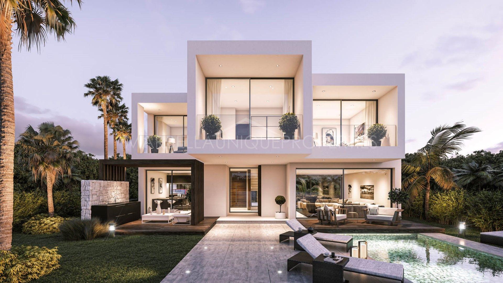 Contemporary Villa Style