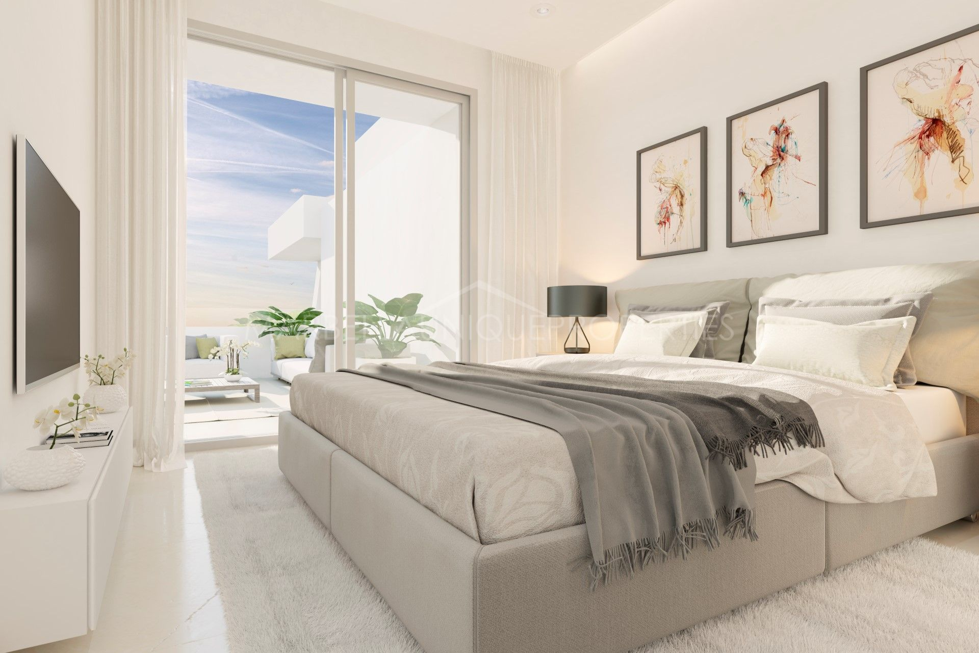 appartement rez de chauss e en vente selwo estepona. Black Bedroom Furniture Sets. Home Design Ideas