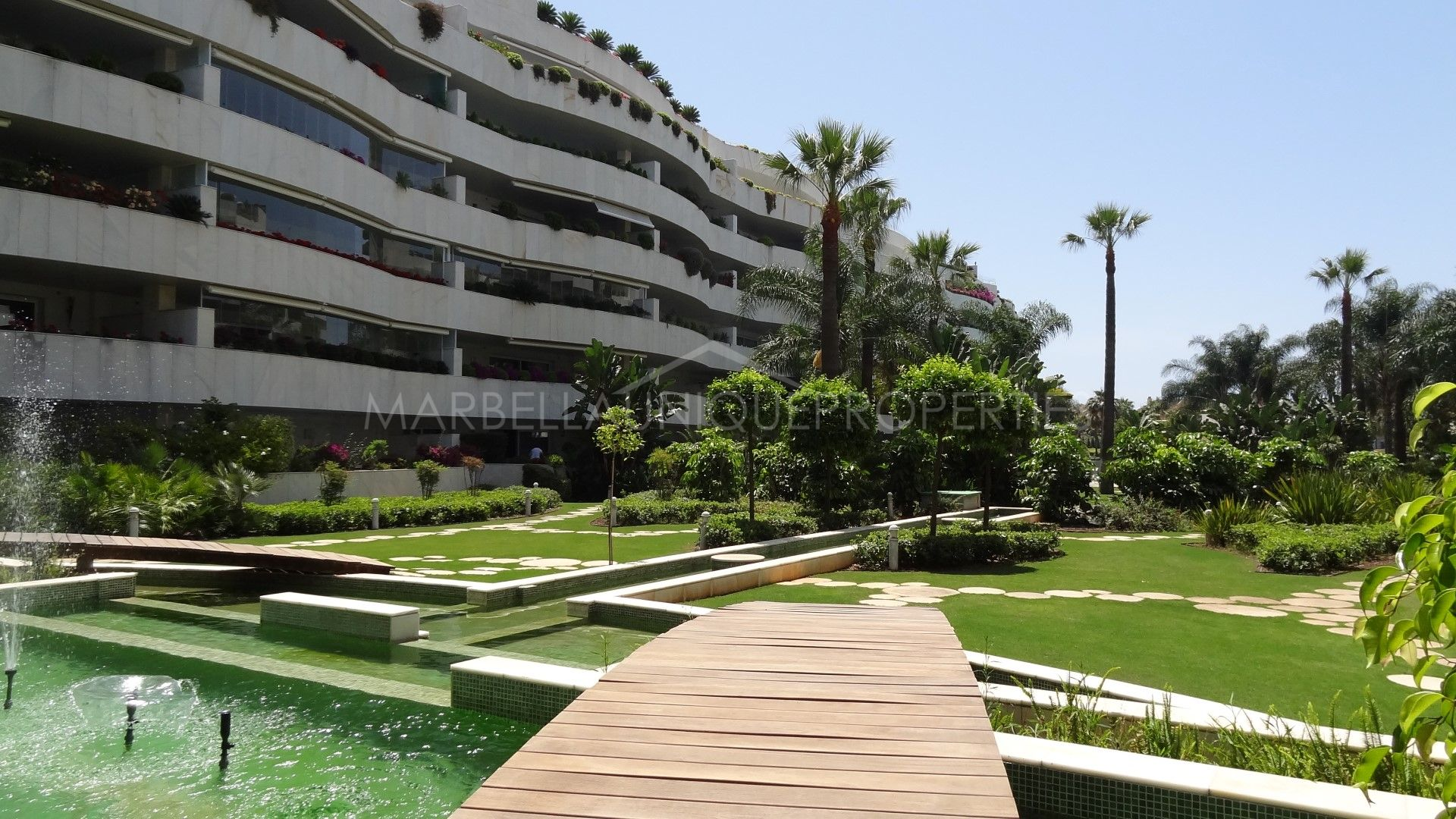 Appartement en location el embrujo ban s marbella for Appartement en location